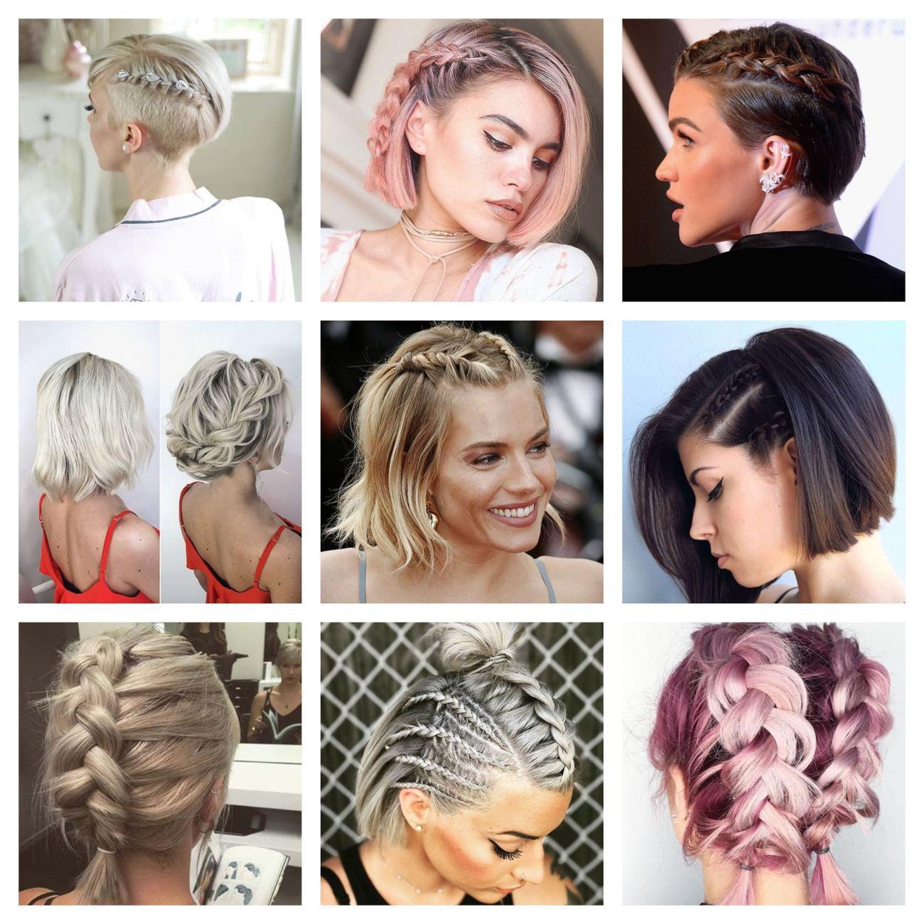 Letnji Trend Pletenice Za Svaku Dužinu Kose Paolla Hairstyle